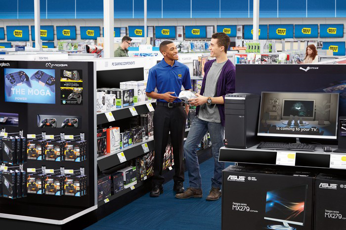 Best Buy Widens Q1 Entertainment Sales Decline