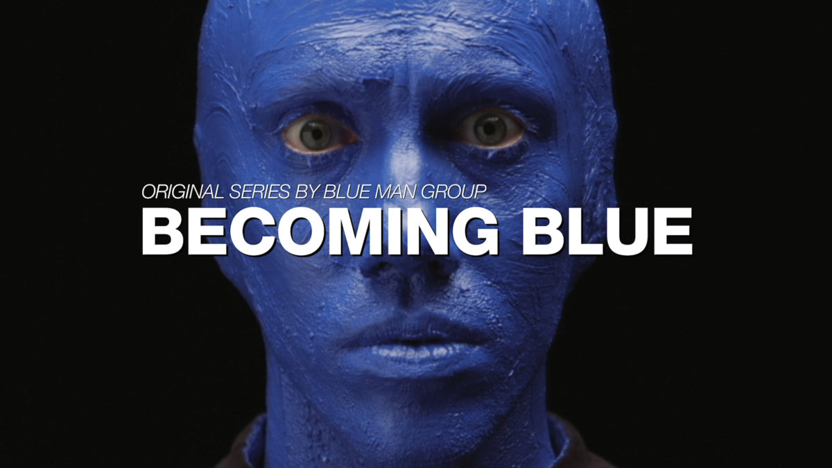 'Blue Man Group' Launching YouTube Video Documentary