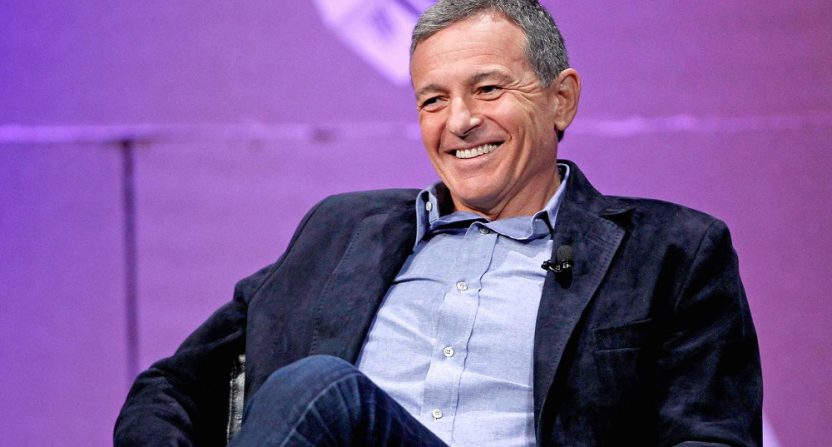 Bob Iger: Disney Prepared to 'Pivot' in New Direction with Hulu Ownership