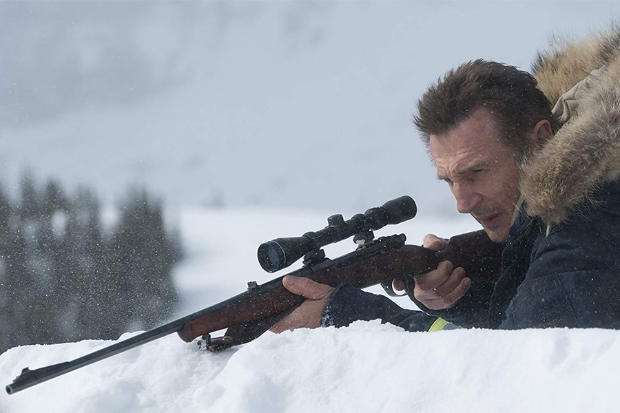'Cold Pursuit' Unleashed Atop Disc Sales Chart