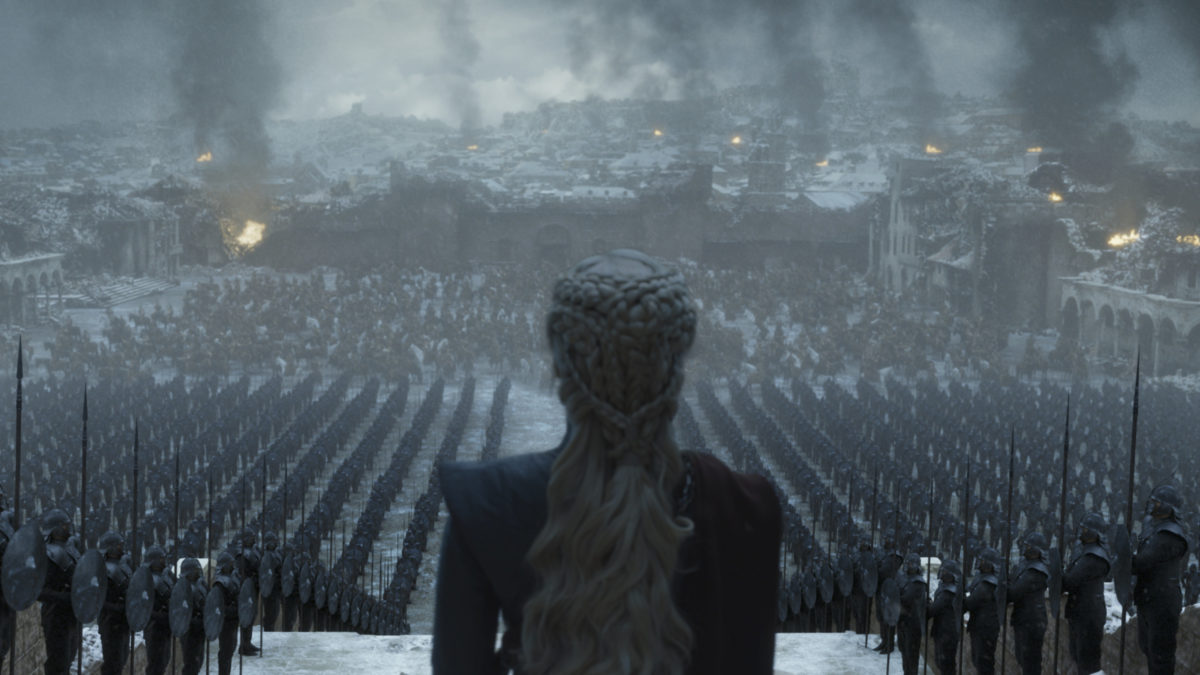 Final Season of 'Game of Thrones' Available for Download