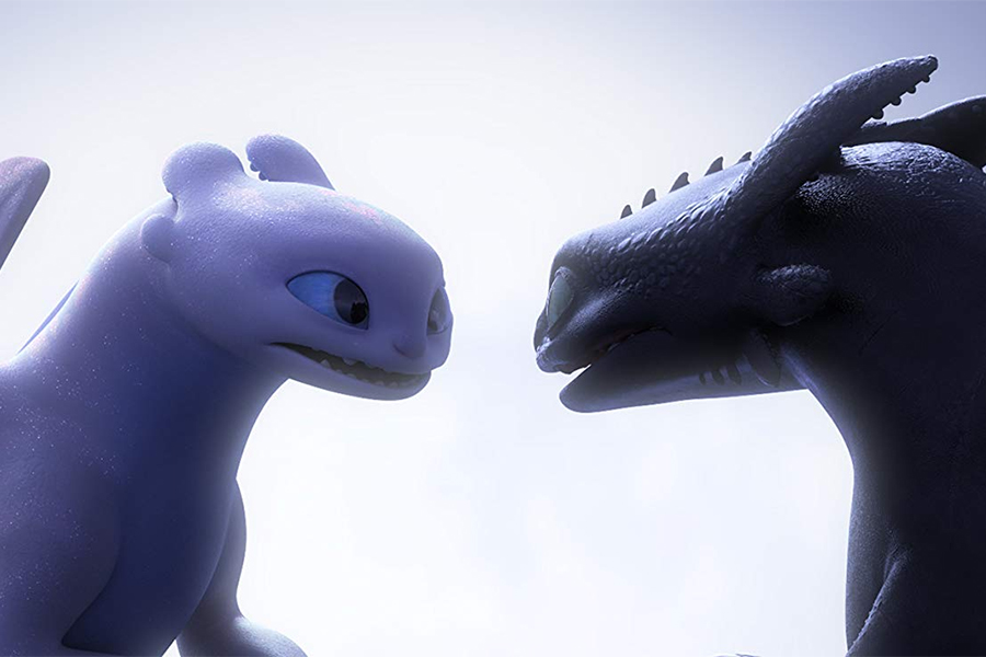 'How to Train Your Dragon: The Hidden World' Tops May Disc Sales
