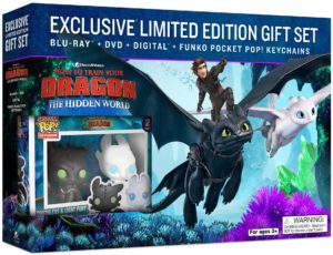 Merchandising: A World of 'Dragon' Exclusives – Media Play News