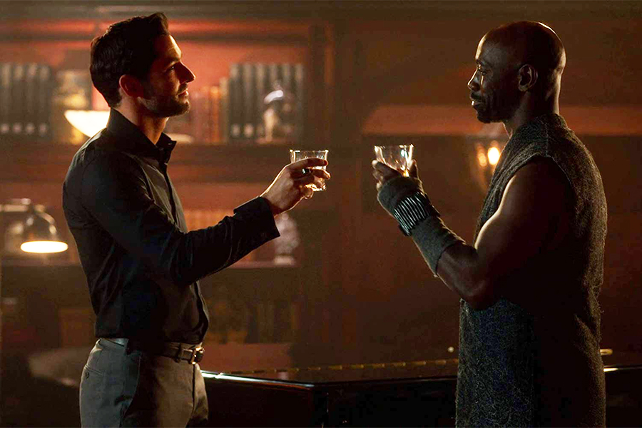 'Lucifer' Returns to Take Top Spot on Parrot Analytics Digital Originals Chart