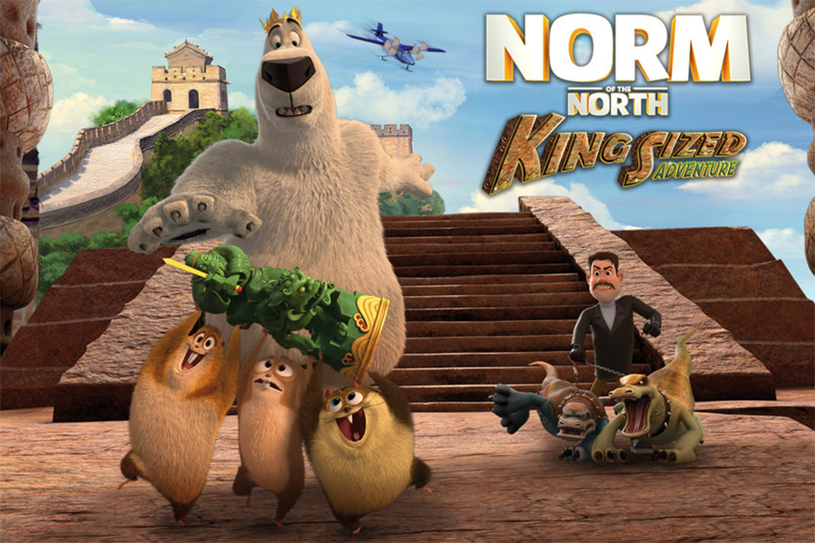 'Norm of the North: King Sized Adventure' on Disc June 11