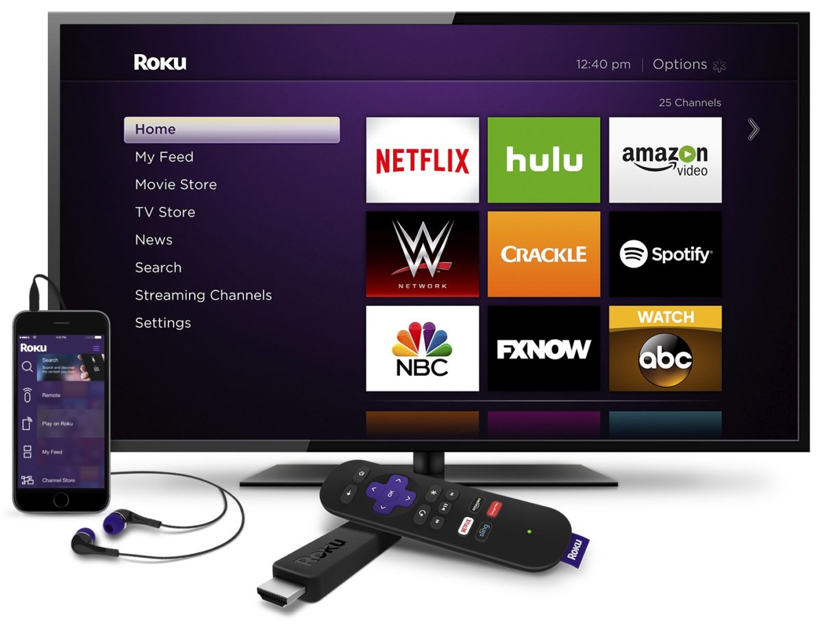 Roku CEO: We Are the No. 1 Smart TV Operating System in the U.S.
