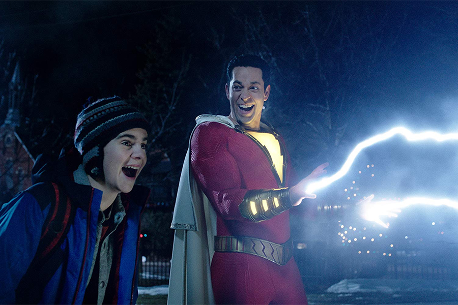 'Shazam!' Zaps Redbox Rental and On Demand Charts