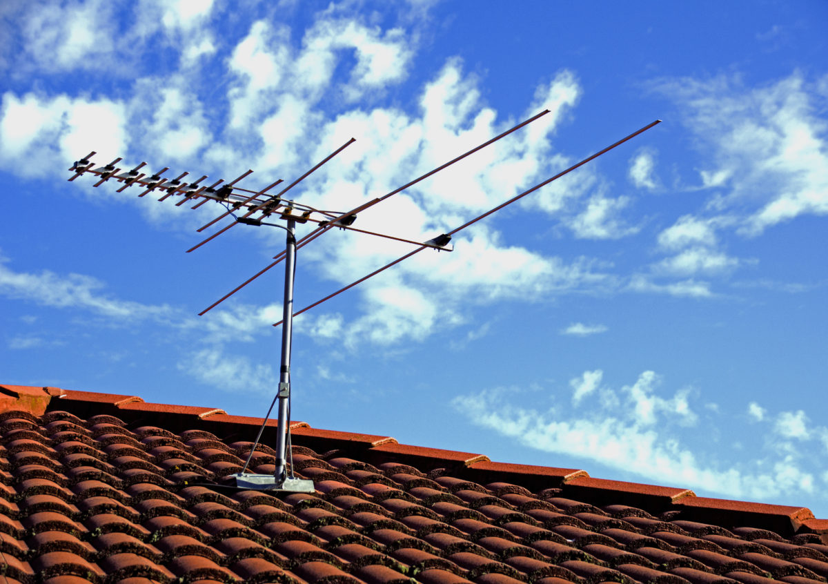 Report: Video Streamers Covet TV Antenna