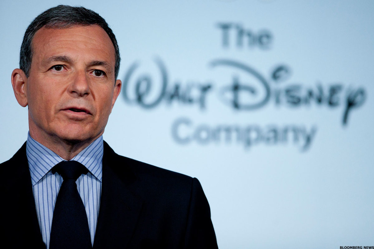 Bob Iger: Home Entertainment Key to Pixar Acquisition, Movies to Netflix, Disney+ Launch