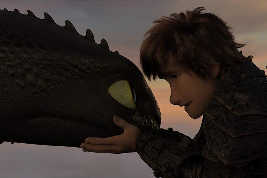 'How to Train Your Dragon: The Hidden World' Flies to Top of FandangoNow Chart