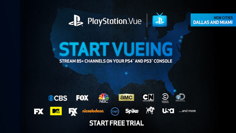 PlayStation Vue Adds Local Fox, ABC TV Stations
