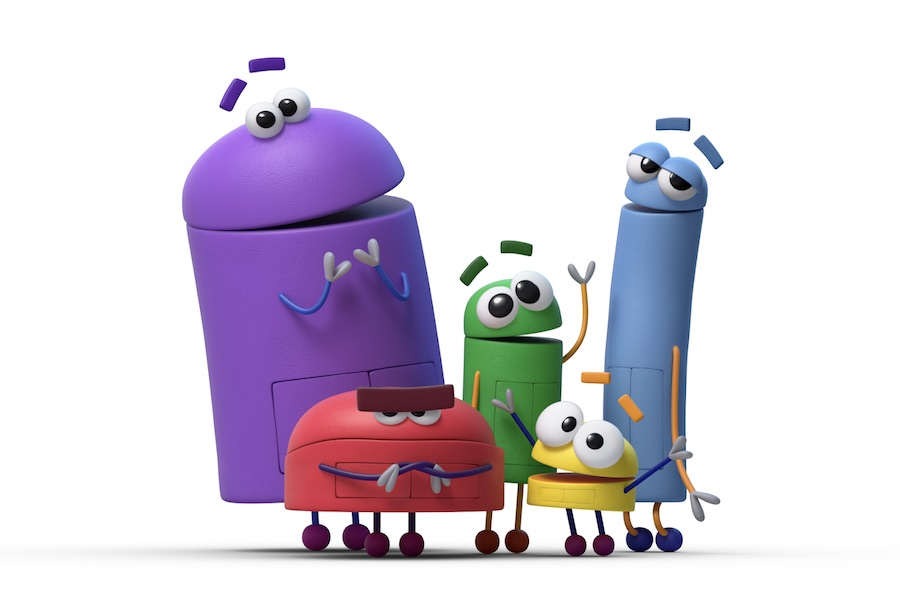 Netflix Acquires Kids Property StoryBots