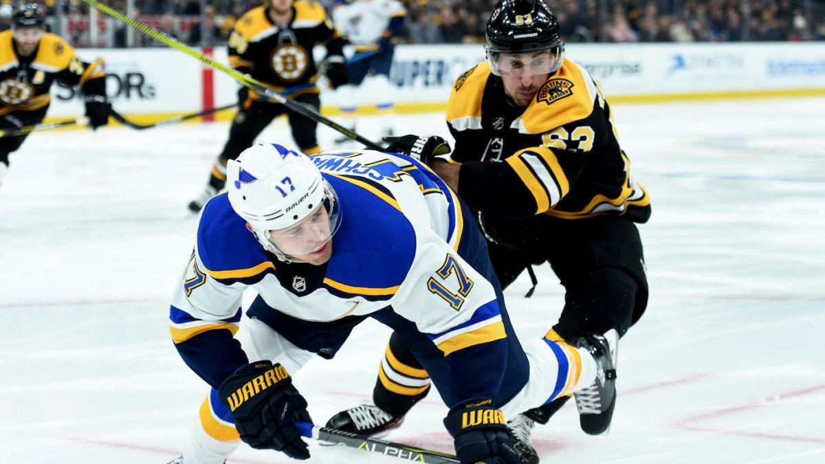 NBC: Blues-Bruins Score Most-Streamed Stanley Cup Final Game 1 Ever