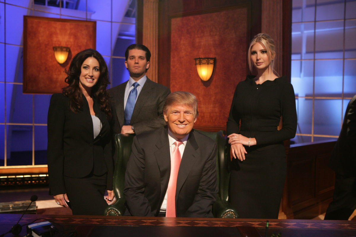 Tubi Licenses 'The Apprentice' Catalog Featuring Donald Trump
