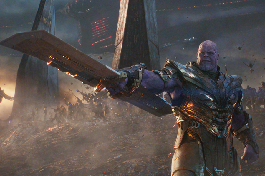 Disney/Marvel's 'Avengers: Endgame' Highest-Grossing First-Week Digital Sales in the U.K.