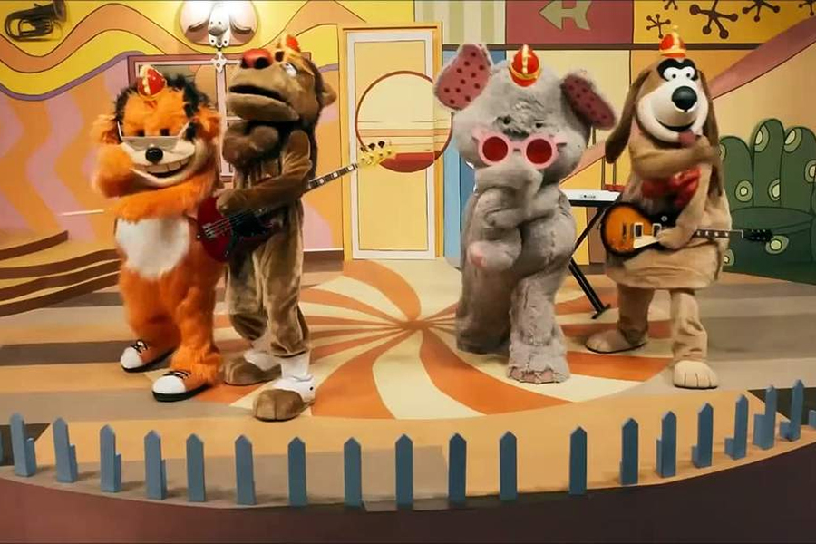 'Banana Splits Movie' Splatters to Home Video in August
