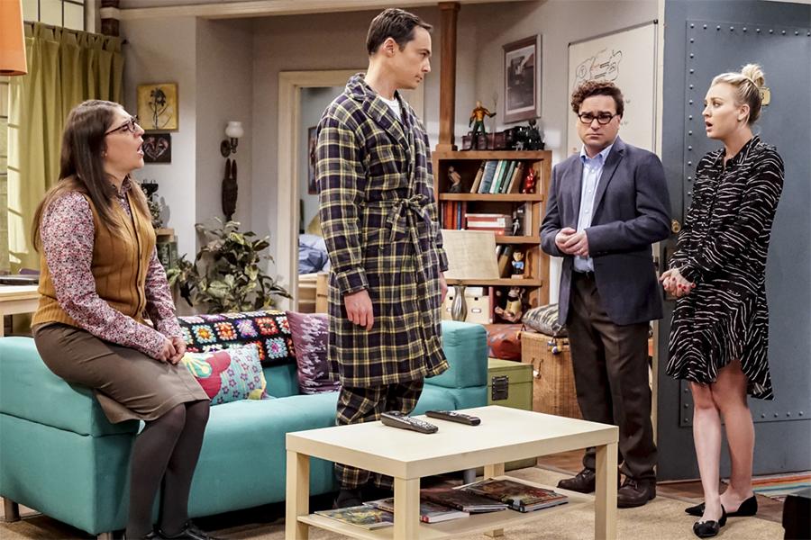 'Big Bang Theory' Final Season on Disc Nov. 12