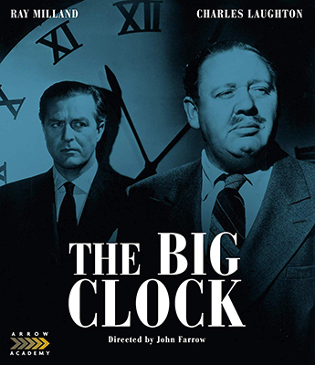 Mike's Picks: 'The Big Clock' and 'Baby the Rain Must Fall'