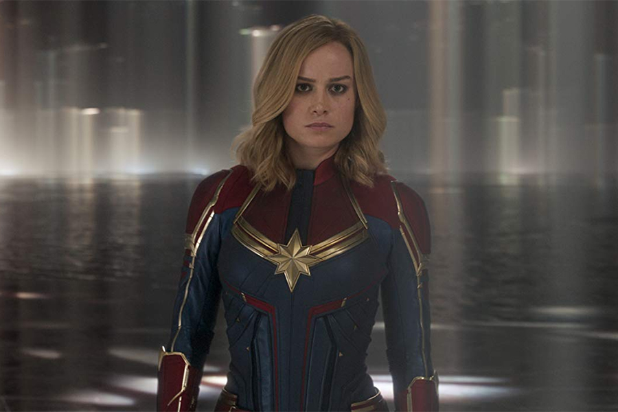 'Captain Marvel' Remains No. 1 on Redbox Kiosk Chart; 'Us' Tops On Demand