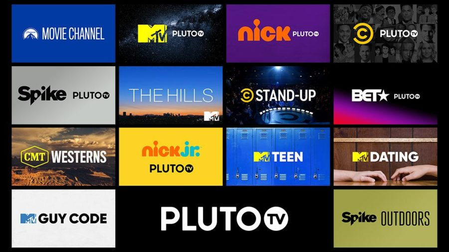 Viacom's Pluto TV Inks Deal with U K 's Channel 5 – Media