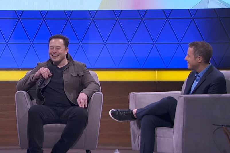 Elon Musk at E3: New Teslas to Offer Game Play, Netflix Streaming