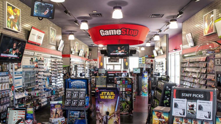 GameStop Bowing 'Modified Dutch Auction' to Buttress Stock
