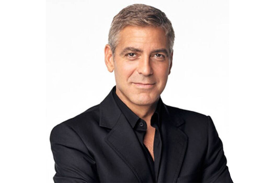 George Clooney Working Both Sides of Camera for New Netflix Movie