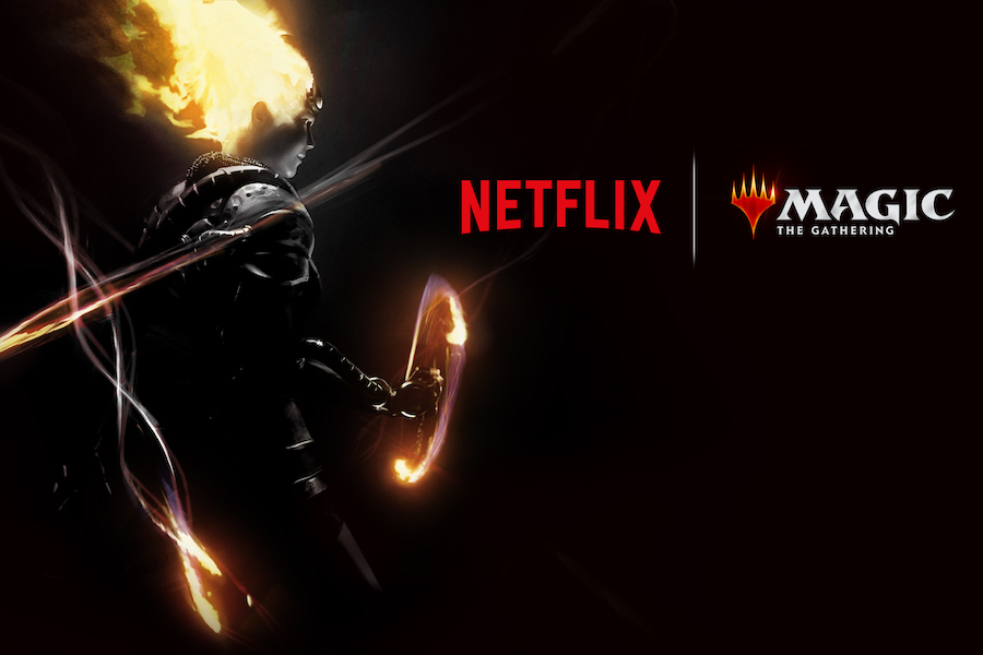 Netflix Makes Deal with Russo Brothers for Animated Series Based on 'Magic: The Gathering'