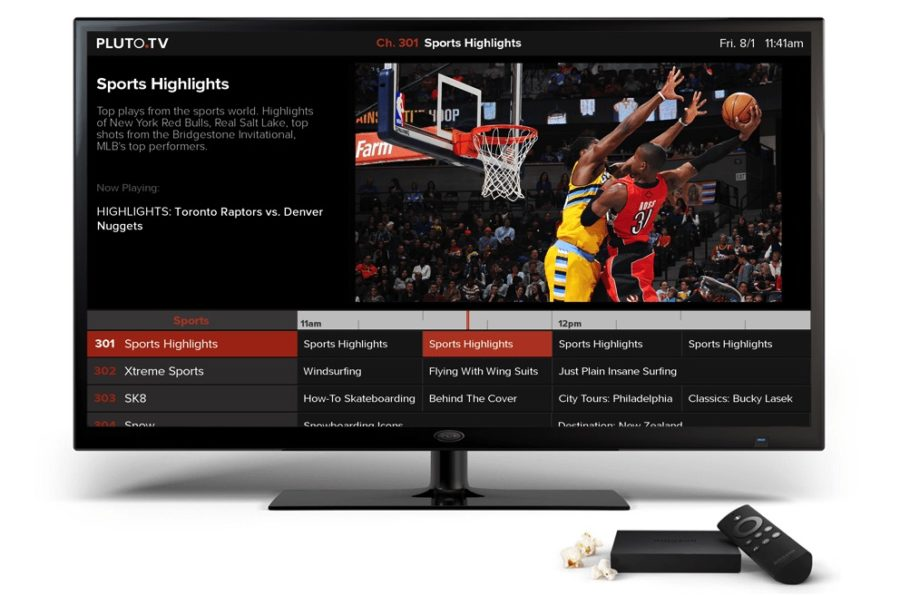 Pluto TV Inks Streaming Video Deal with Cox Contour