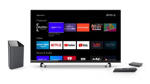 Comcast Adds Amazon Music to X1 Platform