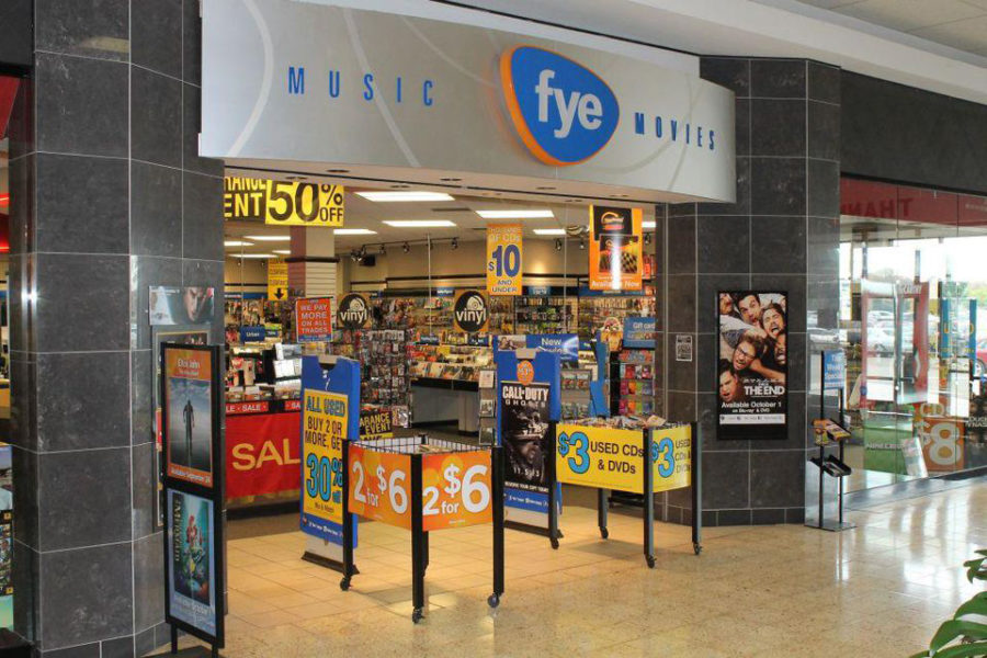 Trans World Entertainment Selling f.y.e. Retail Chain