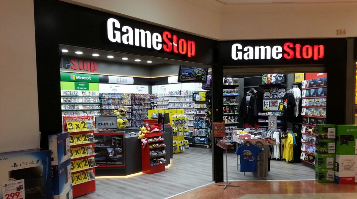 New GameStop CEO Promises Change; Wall Street isn't Buying: Stock Down 38%