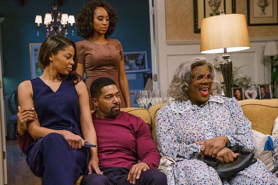 'A Madea Family Funeral' Buries the Competition on Redbox Charts