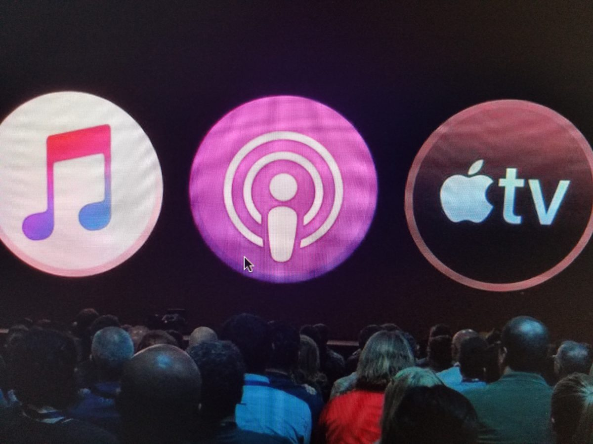 Apple Replacing iTunes with Three New Apps