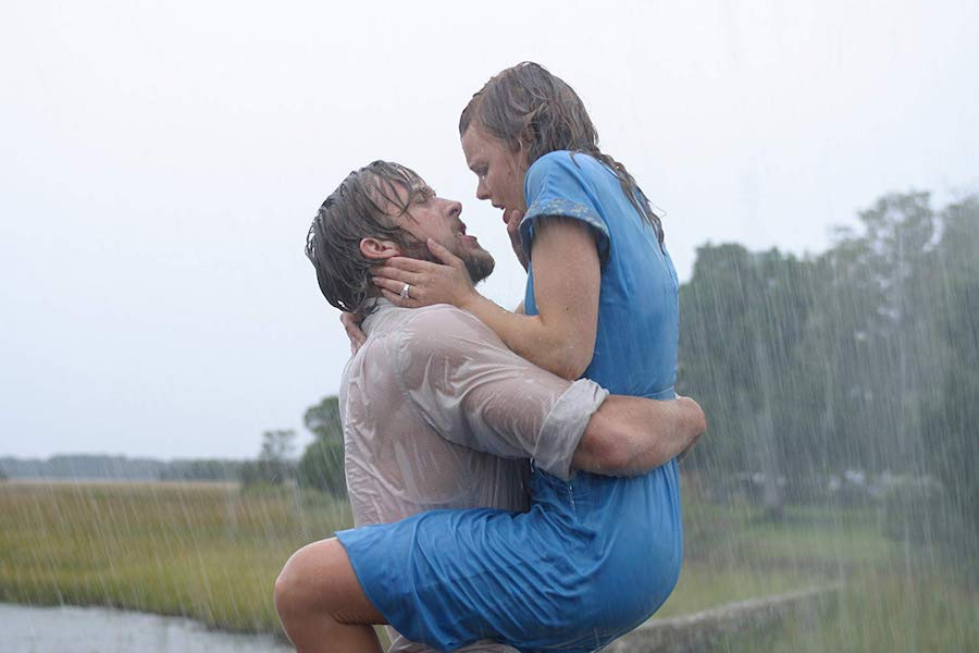 FandangoNow Celebrates 15th Anniversary of 'The Notebook' With Sale