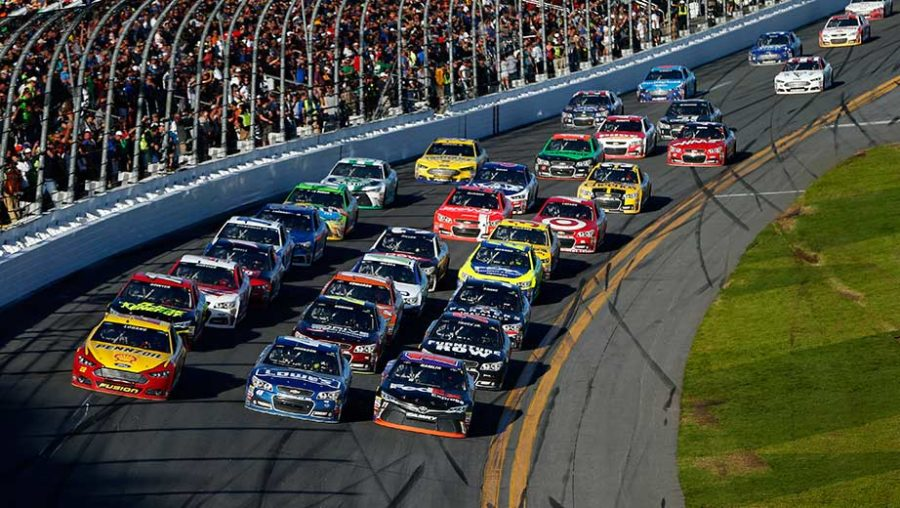 NASCAR Partners With Amazon for Cloud-Based Archival Video