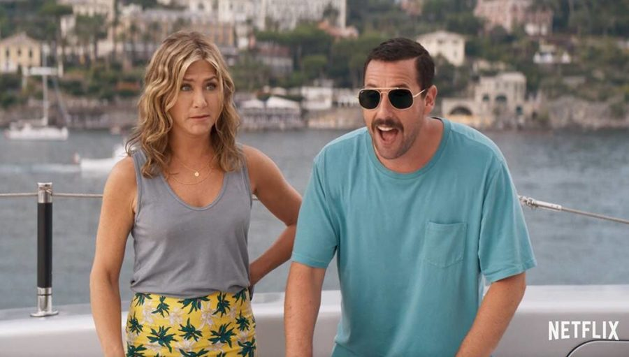 Netflix: Adam Sandler, Jennifer Aniston Comedy 'Murder Mystery' Sets Biggest Opening Weekend with 30.8 Million Views