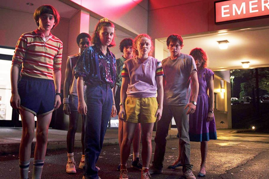 'Stranger Things' Tops Parrot Digital Originals Chart For Week Ended July 4