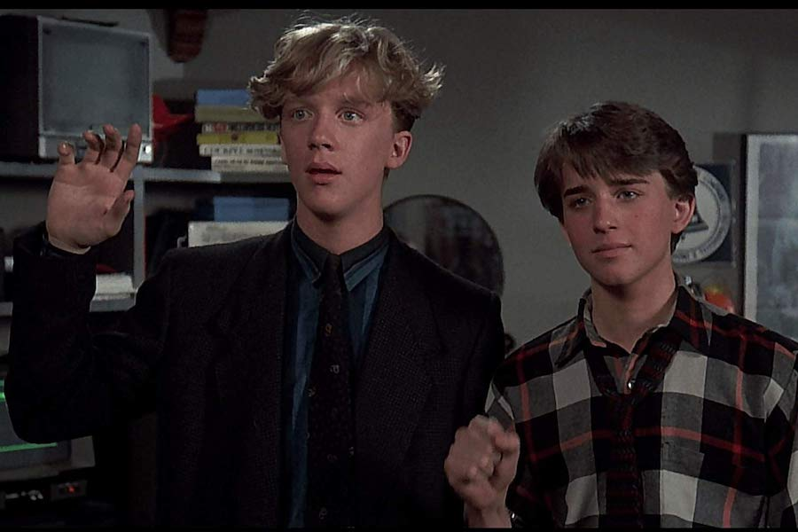 'Weird Science,' Bigelow's Debut 'The Loveless' and Classic 'Hold Back the Dawn' Coming to Blu-ray From Arrow and MVD in July
