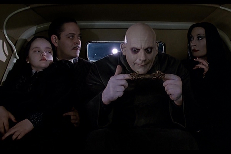 Paramount Re Releasing Addams Family Movies On Disc Media Play News