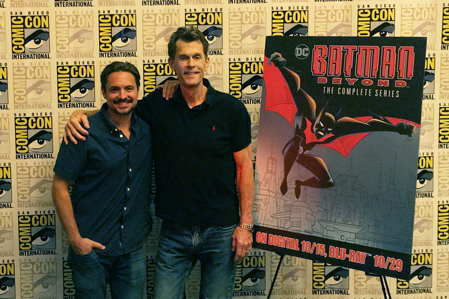 'Batman Beyond' 20th Anniversary Celebration at Comic-Con Includes Blu-ray Announcement