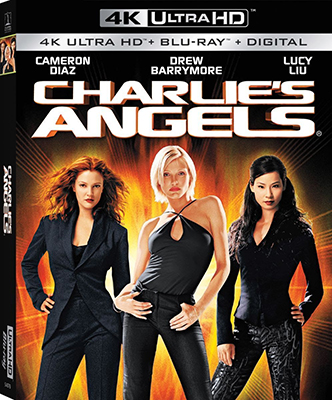 Sony Re-releasing 'Charlie's Angels' Movies on Blu-ray