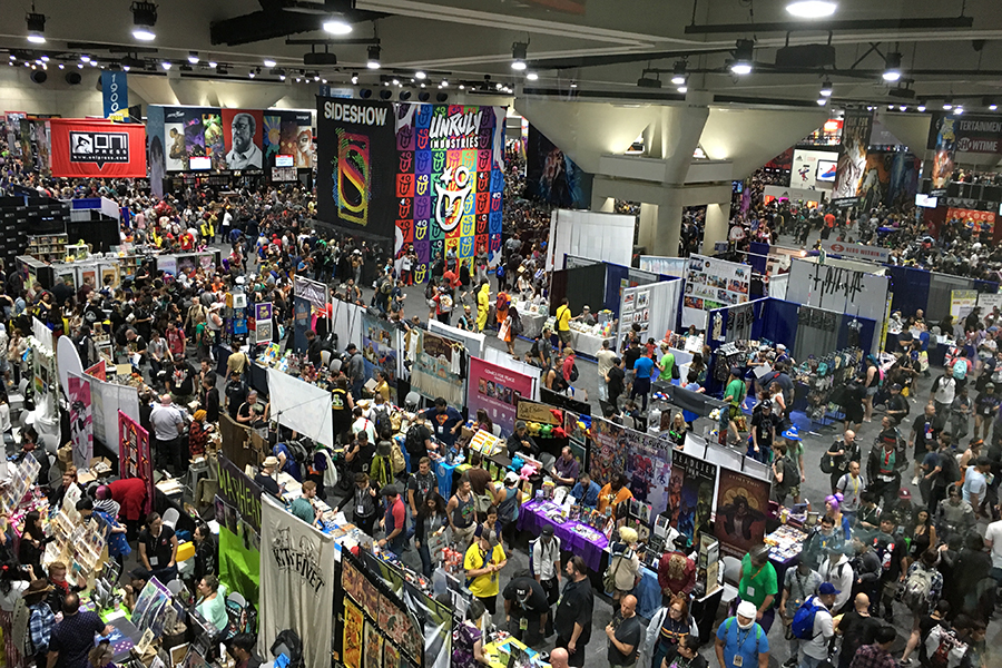 Comic-Con to Return to San Diego in November