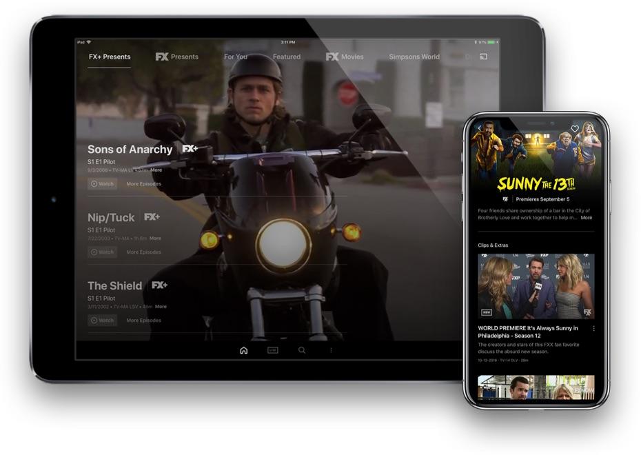 Disney Shuttering FX+ Streaming Service