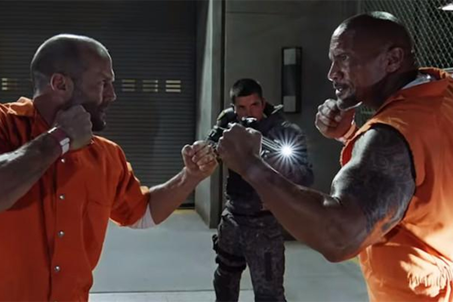 Merchandising: 'Fast & Furious' Titles on Sale
