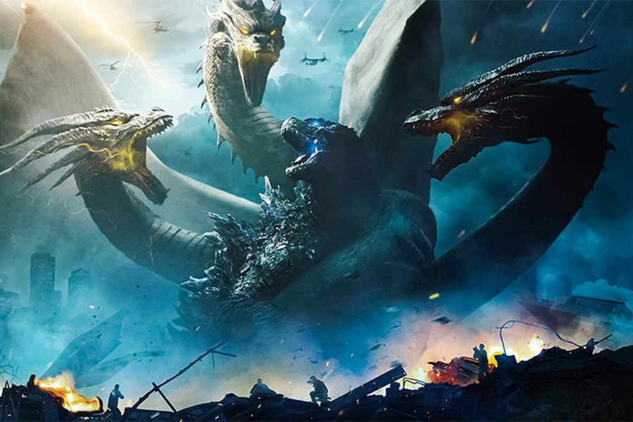 'Godzilla: King of the Monsters' Due on Home Video in August