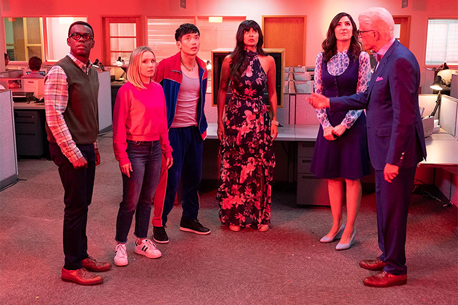 'The Good Place' Season 3 on DVD July 30