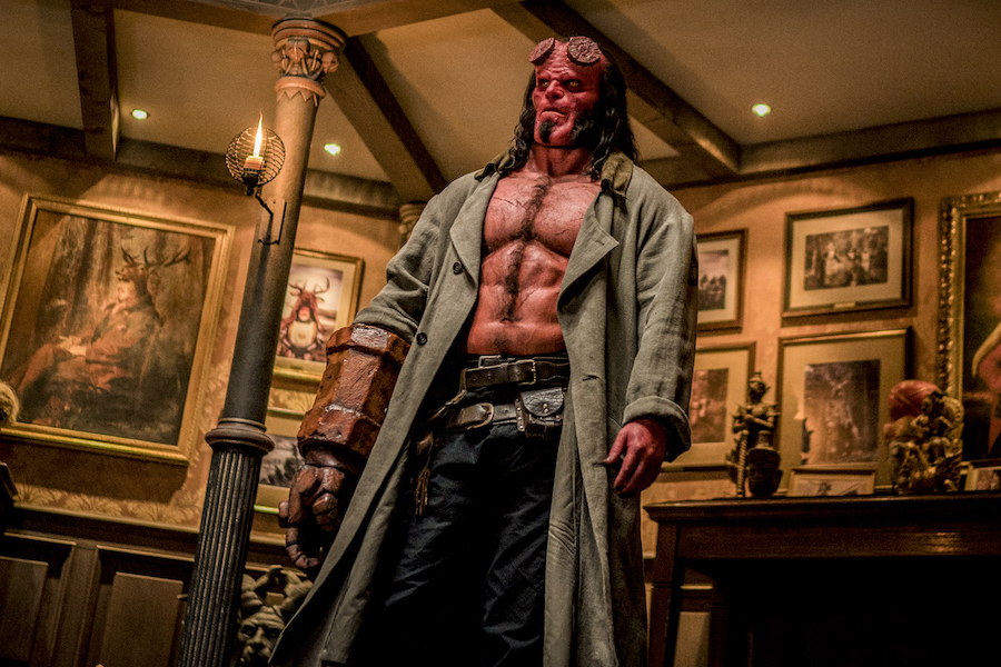 Hellboy Resurfaces