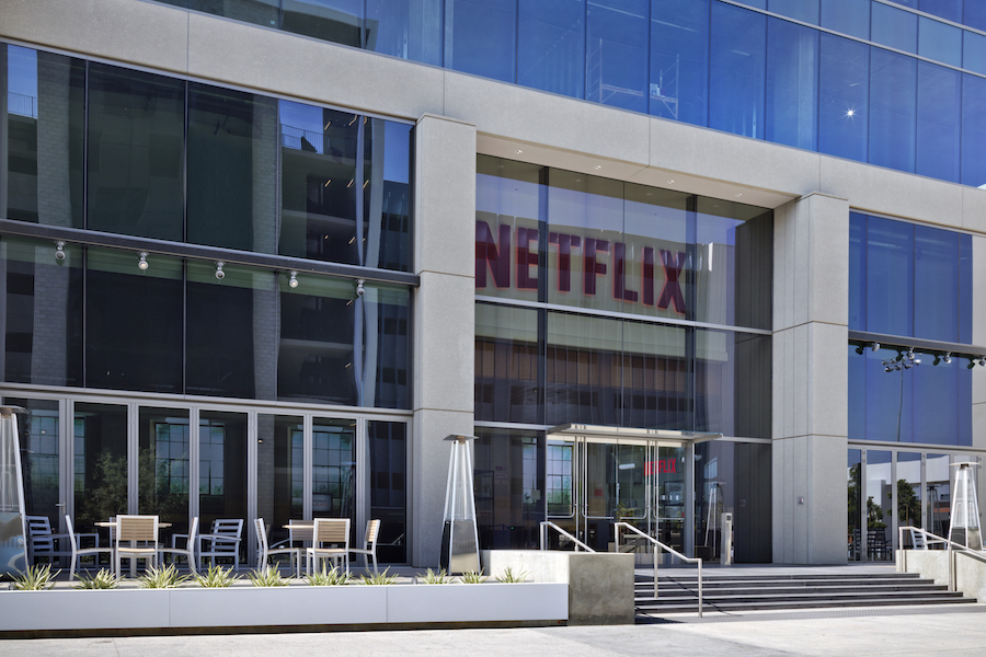 Netflix Expands London Digs