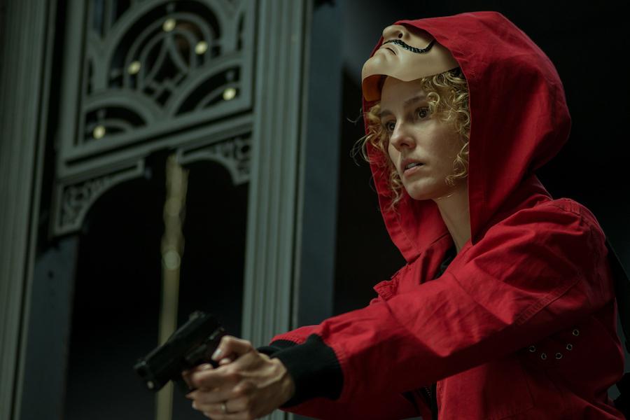 Netflix's Spanish-Language Series 'Money Heist' Tops TV Time Charts